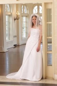 Kristin Bridal full length