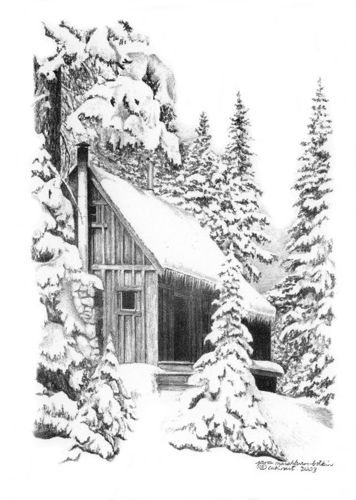 early snow