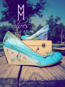 Bridal Shoes 2 - Miranda Marie Storer